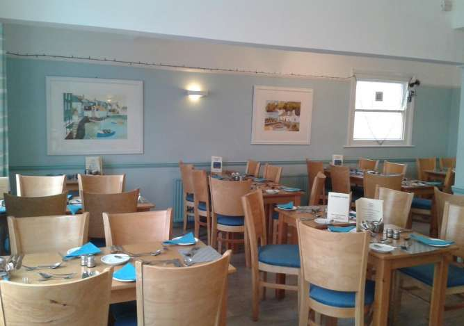 The Godolphin Arms Hotel Restaurant